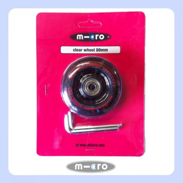 MICRO 80mm REAR WHEEL