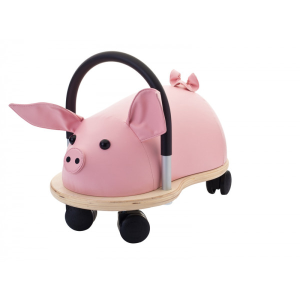 WHEELY BUG PIG SML