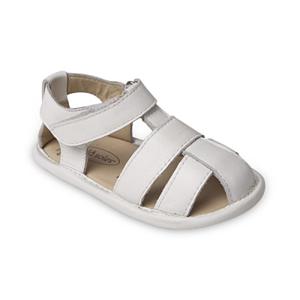 OLD SOLES SHORE SANDAL WHITE