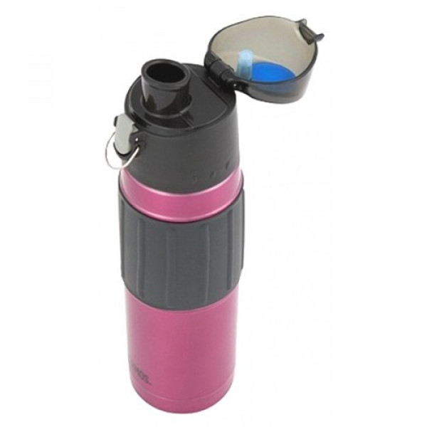 THERMOS BOTTLE HYDRATION RED 500ML FLIP SPOUT