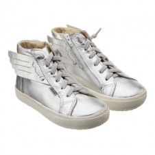 OLD SOLES URBAN WINGS SILVER SILVER