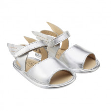 OLD SOLES FREE SANDAL SILVER