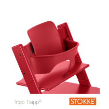 Stokke Tripp Trapp Baby Set - red