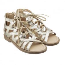 OLD SOLES GLAMOURAMA SANDAL GOLD