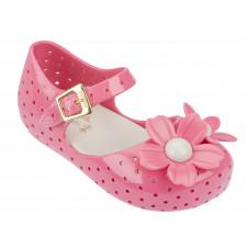 Mini Melissa Furadhina Flower Pink/Pink