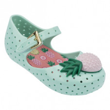 MINI MELISSA MINT VII FURADINHA PINEAPPLE
