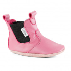 BOBUX SOFT SOLE CHELSEA BOOT BRIGHT PINK