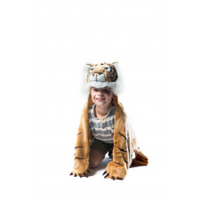 WILD AND SOFT DISGUISE TIGER