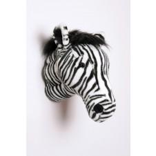 WILD AND SOFT Daniel the Zebra Head