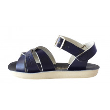 SALTWATER SUN-SAN SWIMMER NAVY SANDALS