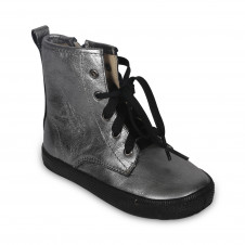 OLD SOLES RICH SILVER SWAG HIGH TOP
