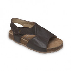 OLD SOLES DIGGER SANDAL BROWN