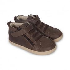 OLD SOLES SURE STEP DISTRESSED BROWN