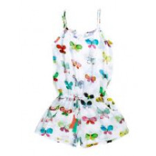 ALEX & ANT SHORT JUMPSUIT BUTTERFLY
