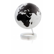 ATMOSPHERE GLOBE LIGHT and COLOUR WITH LED LIGHT white