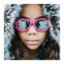 BABIATORS ACES POPSTAR PINK MIRRORED LENS