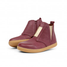 BOBUX KID PLUS SIGNET BOOT PLUM