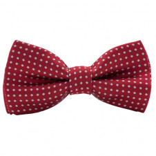 BUCKLE JUNIOR 25-38CM BOWTIE POLKA DOT