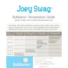 Bubbaroo Joey Swag HEAVY 2.5tog 0-6m