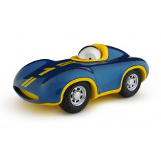 PLAYFOREVER SPEEDY LE MANS MINI BOY BLUE/YELLOW
