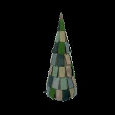 MAILEG CHRISTMAS LARGE TREE FABRIC GREEN