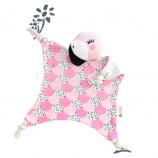 KIPPINS ORGANIC COCO THE FLAMINGO COMFORTER
