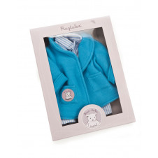 RAGTALES PJS AND DRESSING GOWN BLUE