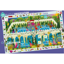 DJECO 1001 NIGHTS OBSERVATION PUZZLE