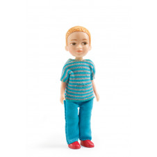 DJECO DOLL HOUSE VICTOR CHARACTER
