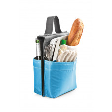 DONKEY PRODUCTS BIKE BAG PICNIC FOR 2 BLUE