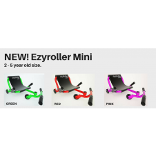 new EZYROLLER MINI 2-5YRS