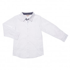 FOX & FINCH big DRESSY WHITE TAILORED SHIRT