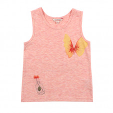 FOX & FINCH PHOEBE BUTTERFLY SINGLET