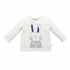 FOX AND FINCH ASPEN L/S RABBIT TEE
