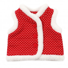 FOX AND FINCH MONTREAL GEO PRINT VEST
