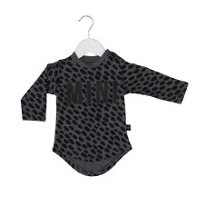 HUXBABY BIG CAT LONG SLEEVE TOP