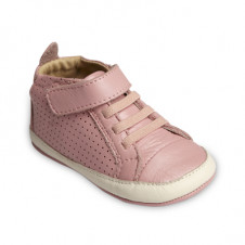 OLD SOLES CHEER BAMBINI PEARLISED PINK