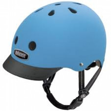 NUTCASE HELMET BAY BLUE MATT