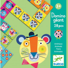DJECO GIANT DOMINO ANIMAL