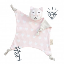 KIPPINS ORGANIC KITTY THE CAT COMFORTER
