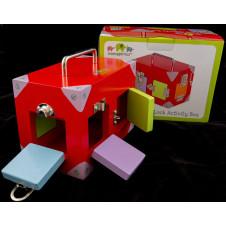 MAMAGENIUS LOCK ACTIVITY BOX SMALL