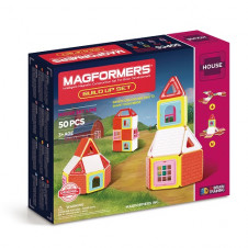 MAGFORMERS BUILD UP SET 50 PCE