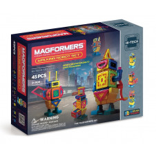 MAGFORMERS POWER WALKING ROBOT 45PC SET