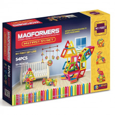 MAGFORMERS MY FIRST 54PC SET