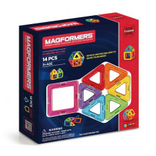 MAGFORMERS INTRO 14 PC SET