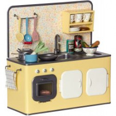 MAILEG METAL KITCHEN WITH ACCESSORIES