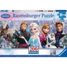 RAVENSBURG DISNEY FROZEN FRIENDS 200PC PUZZLE
