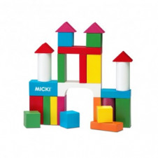 MICKI BUILDING BLOCKS 38PCS