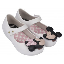MINI MELISSA DISNEY TWINS WHITE MATT