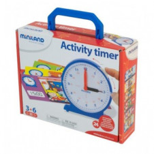 MINILAND TIMER ACTIVITY SUITCASE